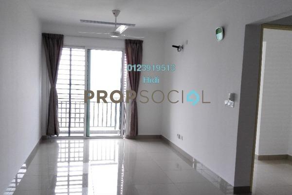 For Sale Serviced Residence at De Centrum Residences, Kajang Freehold Unfurnished 3R/2B 550k
