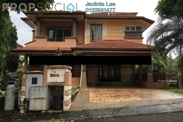 For Sale Bungalow at Sri Suria, Bukit Rimau Freehold Semi Furnished 6R/5B 1.67m