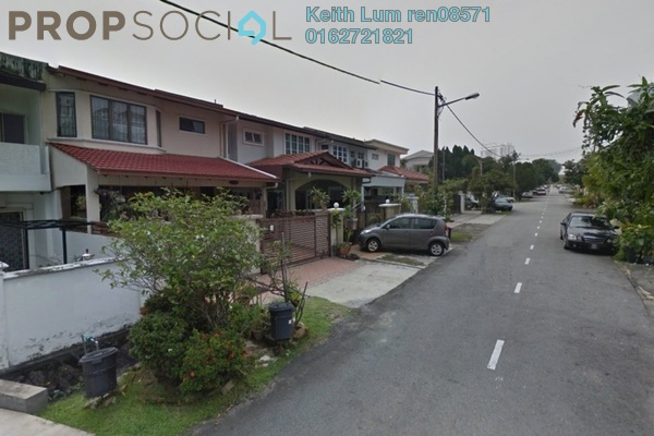 For Sale Terrace at Damansara Kim, Damansara Utama Freehold Unfurnished 4R/3B 920k