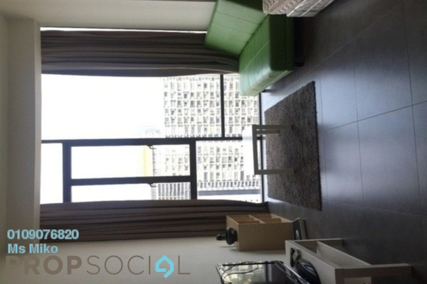 For Rent SoHo/Studio at Empire Damansara, Damansara Perdana Freehold Fully Furnished 1R/1B 1.1k