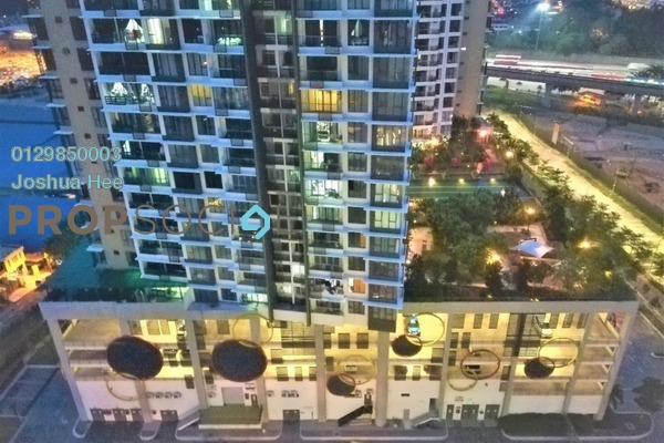 For Rent Condominium at You Vista @ You City, Batu 9 Cheras Freehold Fully Furnished 3R/2B 1.7k