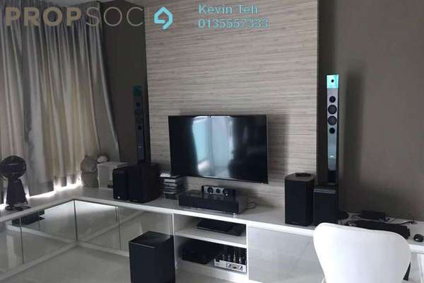 For Sale Condominium at Solaris Dutamas, Dutamas Freehold Fully Furnished 1R/1B 730k