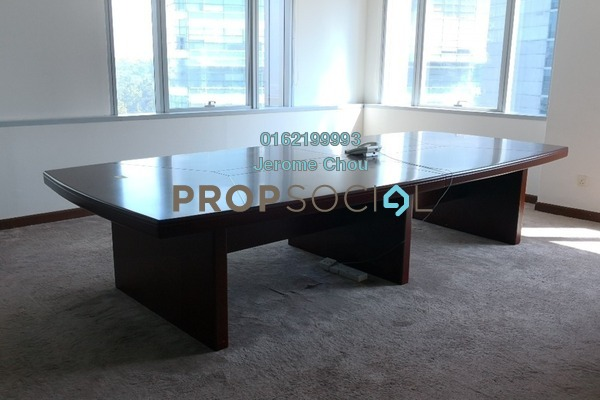 For Rent Office at Plaza Sentral, KL Sentral Freehold Semi Furnished 1R/1B 10.9k