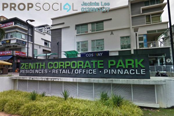 For Sale Shop at Zenith Corporate Park, Kelana Jaya Freehold Unfurnished 0R/2B 853k