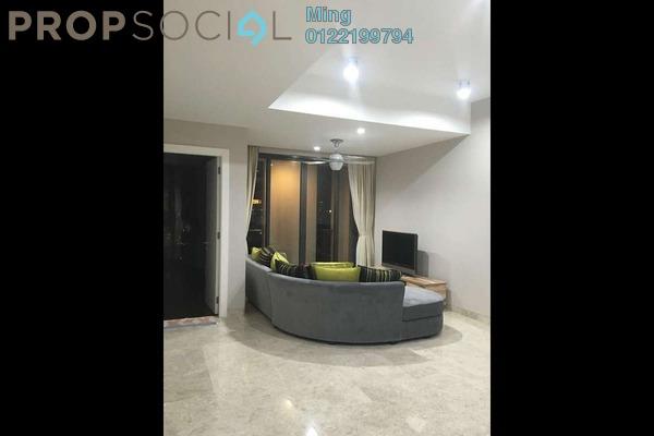 For Rent Condominium at Icon Residence (Mont Kiara), Dutamas Freehold Fully Furnished 2R/2B 3.8k
