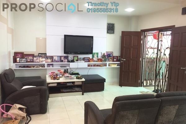 For Sale Terrace at Seri Sungai Long, Bandar Sungai Long Freehold Fully Furnished 6R/4B 888k