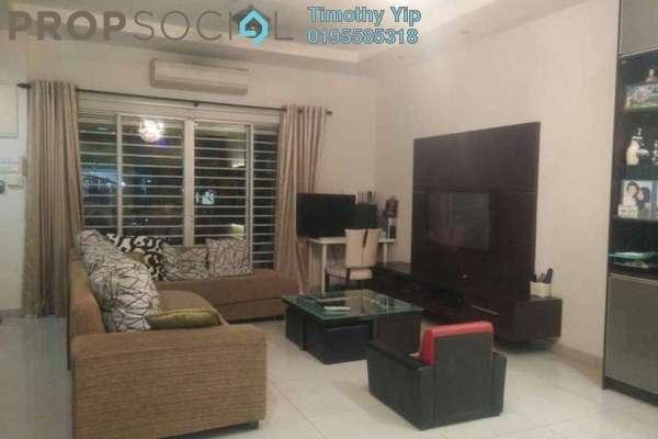 For Sale Terrace at Damai Budi, Alam Damai Freehold Semi Furnished 4R/3B 780k