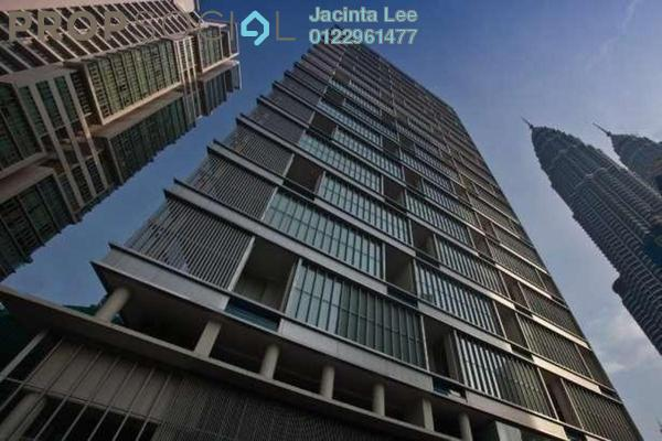 For Sale Condominium at One KL, KLCC Freehold Semi Furnished 4R/5B 3.08m