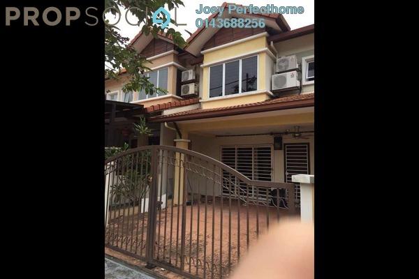 For Sale Terrace at Sunway Cheras, Batu 9 Cheras Freehold Semi Furnished 4R/3B 760k