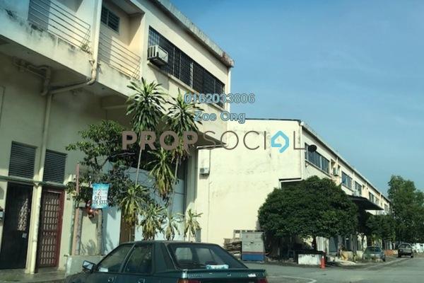 For Sale Factory at Subang Bestari, Subang Freehold Semi Furnished 0R/0B 900k