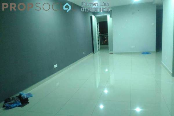 For Rent Condominium at Suasana Lumayan, Bandar Sri Permaisuri Freehold Semi Furnished 4R/2B 1.5k
