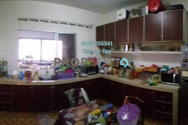 For Sale Terrace at Taman Kok Lian, Jalan Ipoh Freehold Semi Furnished 4R/3B 718k