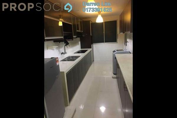 For Sale Condominium at Cengal Condominium, Bandar Sri Permaisuri Freehold Fully Furnished 3R/2B 400k