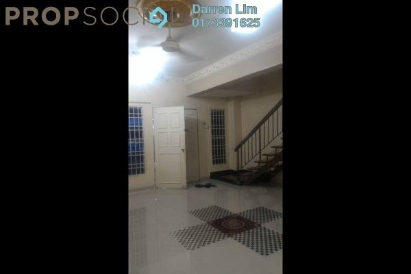 For Sale Terrace at Section 1, Bandar Mahkota Cheras Freehold Semi Furnished 6R/5B 650k