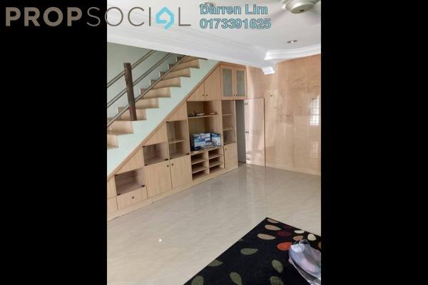For Sale Terrace at Section 1, Bandar Mahkota Cheras Freehold Semi Furnished 4R/3B 500k