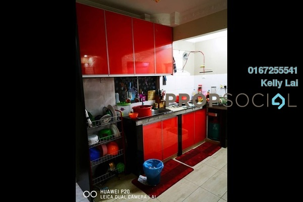 For Sale Condominium at Taman Aman Putra, Jinjang Freehold Semi Furnished 3R/2B 218k