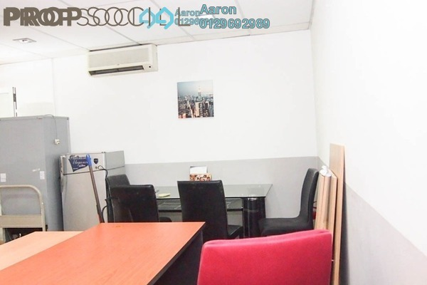 For Sale Shop at D-Villa Residence, Ampang Hilir Freehold Semi Furnished 0R/0B 430k