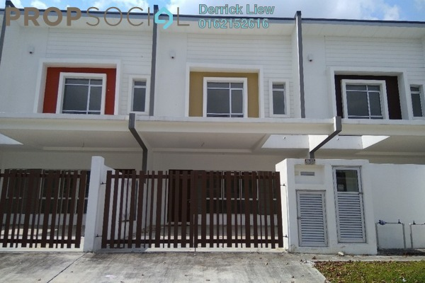 For Sale Link at Setia EcoHill, Semenyih Freehold Unfurnished 4R/3B 510k