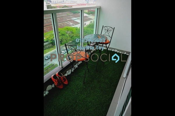 For Sale Condominium at The Regina, UEP Subang Jaya Freehold Semi Furnished 3R/2B 550k