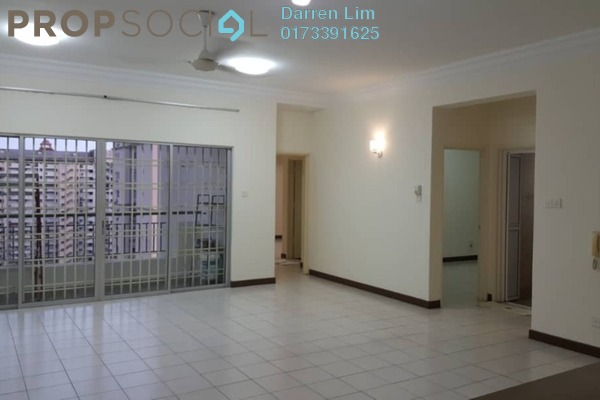For Rent Condominium at Prima Midah Heights, Cheras Freehold Semi Furnished 4R/2B 1.8k