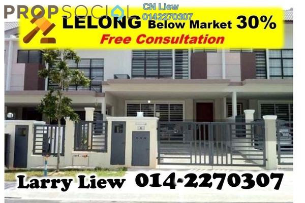 For Sale Terrace at Sierra 6, 16 Sierra Freehold Semi Furnished 4R/3B 610k