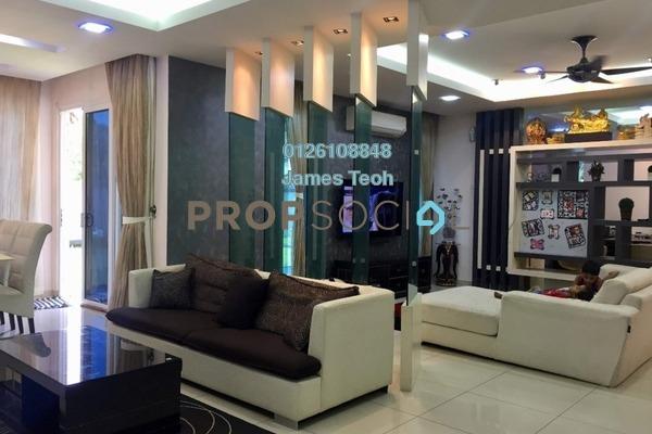 For Sale Semi-Detached at Bandar Parklands, Klang Freehold Semi Furnished 5R/4B 1.65m