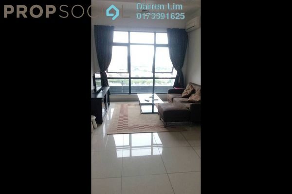 For Rent Serviced Residence at Amaya Maluri, Cheras Freehold Fully Furnished 2R/2B 1.95k