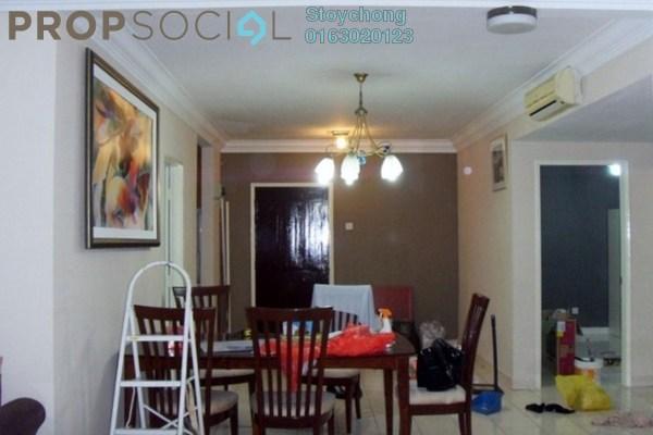 For Sale Condominium at Pelangi Damansara Sentral, Mutiara Damansara Freehold Semi Furnished 3R/2B 480k
