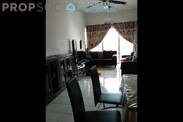 For Sale Condominium at Sri Cassia, Bandar Puteri Puchong Freehold Fully Furnished 3R/2B 335k