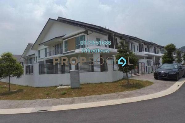 For Sale Terrace at Serissa Terrace, Denai Alam Freehold Unfurnished 4R/4B 1.4m