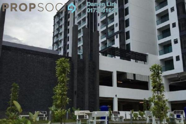 For Rent Condominium at Emerald Residence, Bandar Mahkota Cheras Freehold Semi Furnished 3R/2B 1.55k