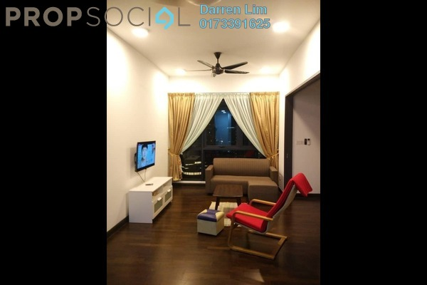 For Rent SoHo/Studio at V Residence @ Sunway Velocity, Cheras Freehold Fully Furnished 1R/1B 2.8k