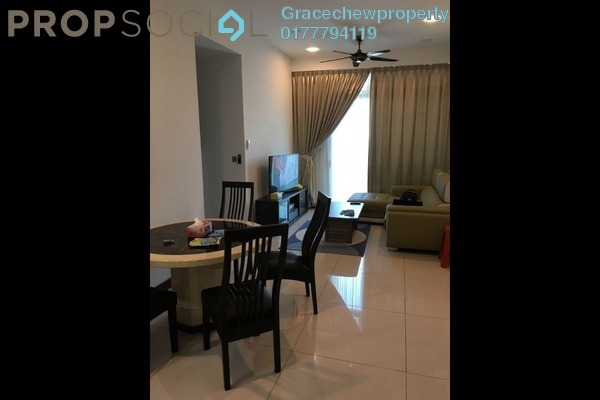 For Rent Serviced Residence at Paragon Residences @ Straits View, Johor Bahru Freehold Fully Furnished 3R/2B 2.68k