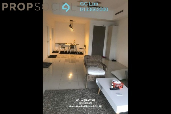 For Sale Condominium at M City, Ampang Hilir Freehold Fully Furnished 1R/1B 850k