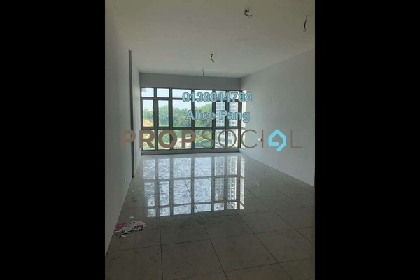 For Sale Condominium at The Peak Residences, Tanjung Tokong Freehold Unfurnished 3R/2B 630k