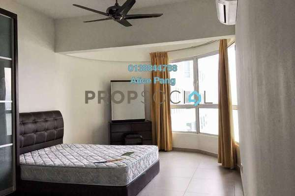 For Rent Condominium at Sri Perdana, Georgetown Freehold Fully Furnished 3R/2B 2k