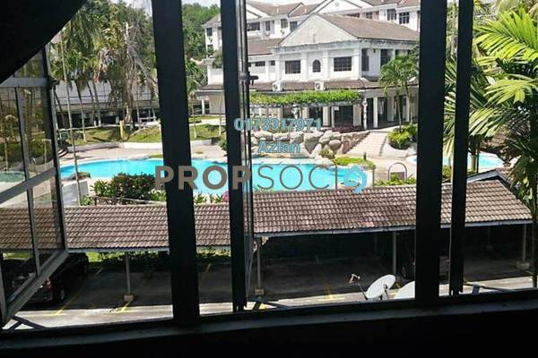 For Sale Condominium at Casa Mila, Selayang Freehold Semi Furnished 3R/2B 330k