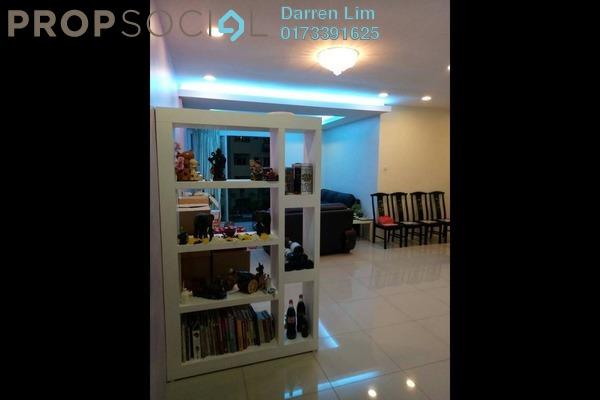 For Sale Condominium at Mahkota Garden Condominium, Bandar Mahkota Cheras Freehold Semi Furnished 4R/2B 438k