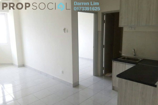 For Rent SoHo/Studio at Main Place Residence, UEP Subang Jaya Freehold Semi Furnished 1R/1B 1.25k