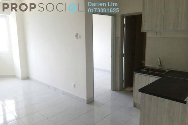 For Rent SoHo/Studio at Main Place Residence, UEP Subang Jaya Freehold Semi Furnished 1R/1B 1.25k