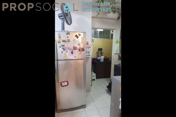 For Sale Condominium at Bintang Mas, Bandar Sri Permaisuri Freehold Semi Furnished 3R/2B 450k