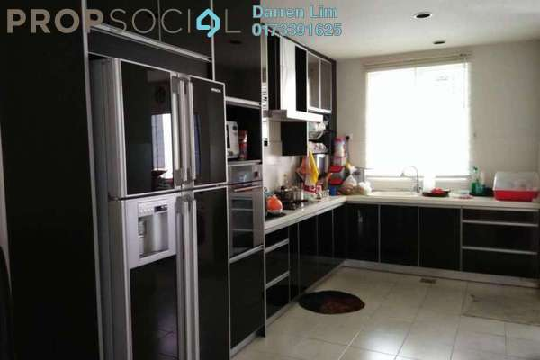For Sale Superlink at The Oasis, Cheras South Freehold Semi Furnished 5R/6B 1.1m