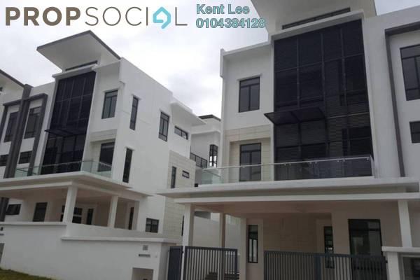 For Sale Semi-Detached at Taman Melawati, Melawati Freehold Semi Furnished 6R/7B 2.63m