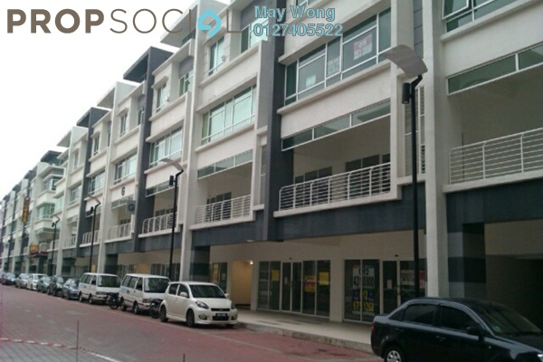 For Sale Office at Zenith Corporate Park, Kelana Jaya Freehold Semi Furnished 0R/0B 1.25m