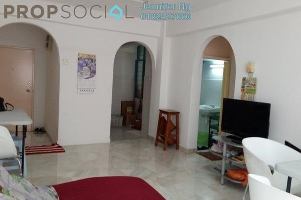 For Rent Apartment at Taman Sri Sentosa, Old Klang Road Freehold Semi Furnished 3R/2B 900translationmissing:en.pricing.unit