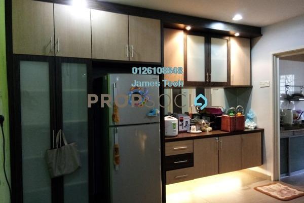 For Sale Terrace at Setia Impian, Setia Alam Freehold Semi Furnished 4R/3B 620k