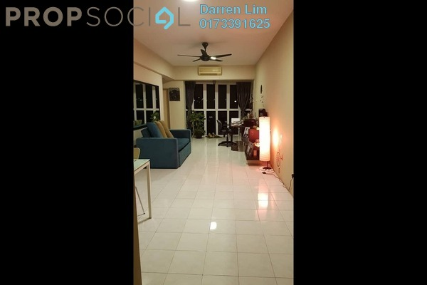 For Rent Apartment at Forest Green, Bandar Sungai Long Freehold Fully Furnished 3R/2B 1.7k
