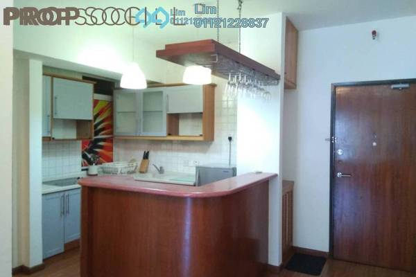 For Sale Condominium at 38 Bidara, Bukit Ceylon Freehold Fully Furnished 2R/2B 680k