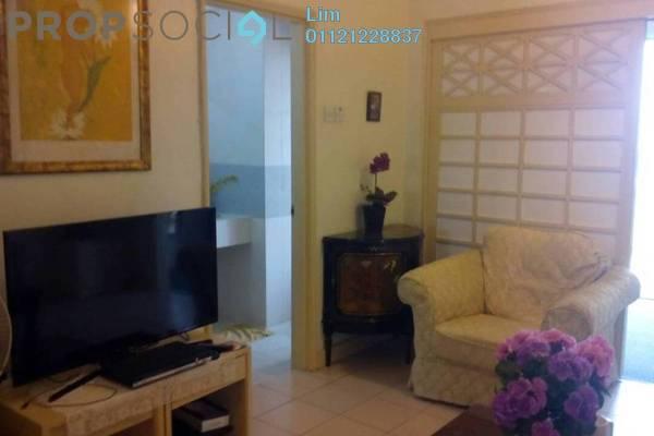 For Rent Condominium at Tivoli Villas, Bangsar Freehold Fully Furnished 1R/1B 2k