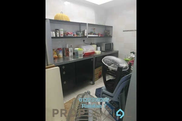 For Rent SoHo/Studio at Fraser Business Park, Sungai Besi Freehold Semi Furnished 1R/1B 2.2k
